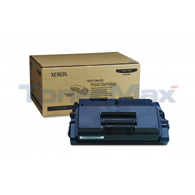 XEROX PHASER 3600 PRINT CARTRIDGE BLACK 14K